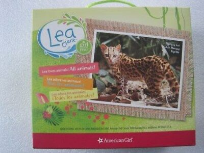 American Girl Lea Clark Margay Pet Animal Cat 2