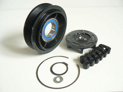 Klimakompressor Riemenscheibe für Mercedes W203 W211 W220 C E ,S 115 mm NEU