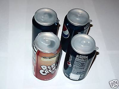 Soda Saver Can Covers Plastic Lids For Soda Pop Cans