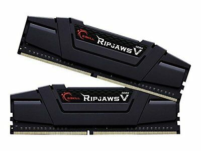 G.Skill Ripjaws V 16GB (2X8GB) DDR4 3200MHz CL16 Gaming Desktop Memory RAM Kit 3