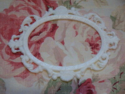 Shabby /& Chic Ornate Rose and Laurel Drops Pr Furniture Applique Architectural