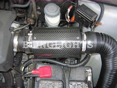 Air Intake System Kit for 2006-2011 Honda Ridgeline 07 3.5l