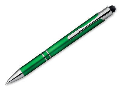 Kugelschreiber in 4 versch. Farben inkl. von innen beleuchteter Gravur   - LED- 2