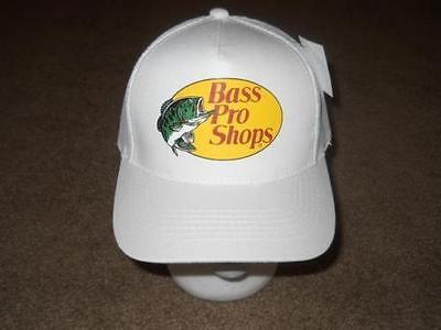1 of 5FREE Shipping Bass Pro Shops Mesh Adjustable SnapBack Trucker  Baseball Fishing Hat Cap c52b087342d