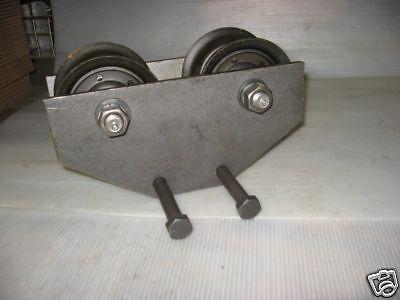 NEW - Saginaw Products Wraparound Trolley