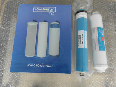 5 Stage Reverse Osmosis / Ro / Replacement Water Filters