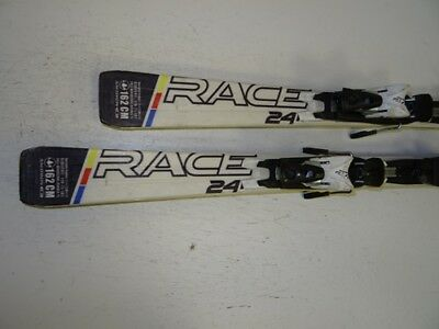 AKTIONSPREIS! SKI KINDER Salomon 24Hours Race mit Bindung