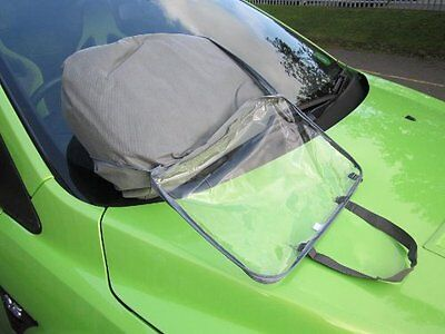 Breathable Water Resistant Indoor Outdoor Full Car Cover for Mercedes SLK-Class 4