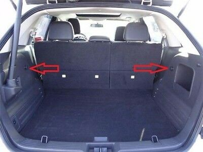 Free Shipping Envelope Style Trunk Cargo Net For Ford Edge   New