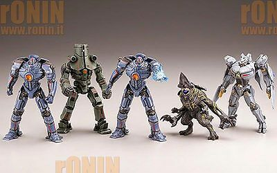 GIPSY DANGER B Gashapon Jaeger KAIYODO PACIFIC RIM Figure Collection Vol 1