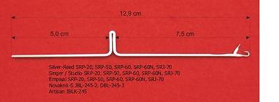 NEU 200 Nadeln für Silver Reed SRP 20-60N Strickmaschinen KnittingMachine Needle 2