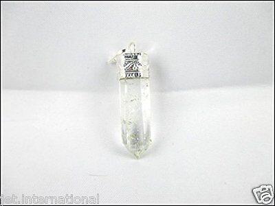 Unique jet crystal quartz point pendant gemstone healing set reiki 4 of 10 unique jet crystal quartz point pendant gemstone healing set reiki chakra aloadofball Image collections