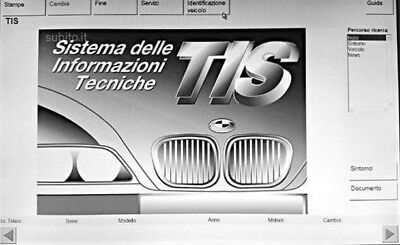 Bmw TIS 2007 raccolta manuali officina per Bmw e Mini. In Italiano!