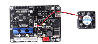 3 Axis USB Port GRBL 1.1F Control Board CNC Engraving Laser Machine Controller 8