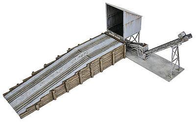 Bausatz Verladerampe 17 NEU Spur H0