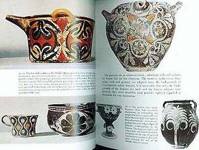 Ancient Greek Minoan Mycenaean Cycladic Islands Thera Art Frescoes Jewelry Masks 5