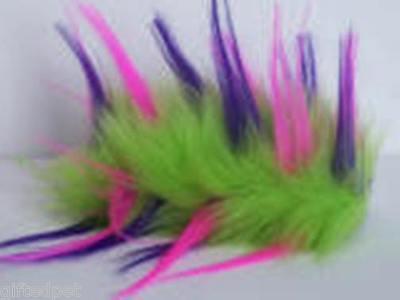 Colorful Catnip Caterpillar Cat Toy 2