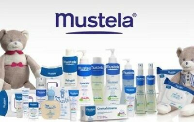 Mustela Nourishing Lotion with Cold Cream 200ml 3