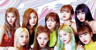 US SHIPPING Twice FANCY YOU Album B Ver. CD+Poster+Book+Card+etc+Gift 5