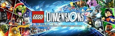 Lego Dimensions Level Pack Team Pack Fun Pack 3