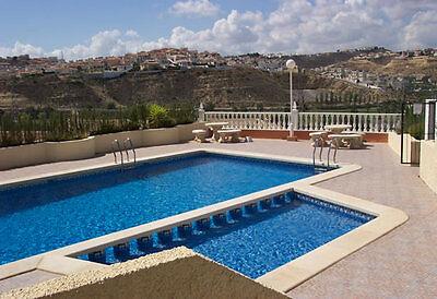 Detached Luxury Front Line Golf Villa 3 Bed/2 Bathroom Quesada Torrevieja Spain 8