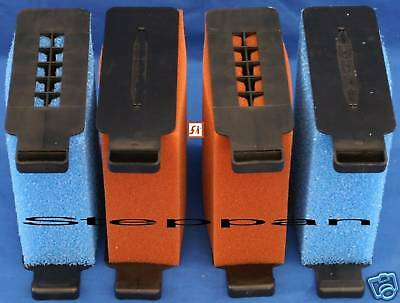 4 x Filterschwamm passend für OTF 16000 Pondlife CBF 350 350B Koi Filter Osaga