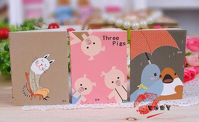 Cute design Mini Cartoon Datebook Diary Book Schedule Planner