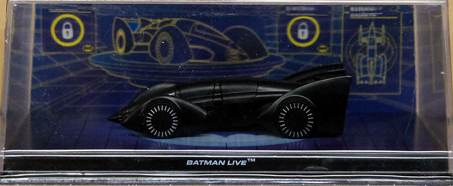 Batman ODYSSEY #1 Batmobile 1:43 Ixo Altaya EAGLEMOSS