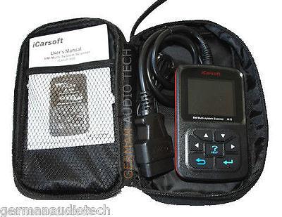 MINI COOPER DIAGNOSTIC Scanner Tool Fault Code Reset R50 R52 R53 R55 R56  Clubman