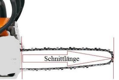 340-C   0.325x1,5  64Treibglieder Sägekette für Kettensäge Homelite 300 340