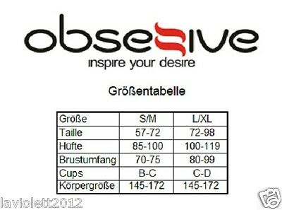 Obsessive Subtelia Thong  String 9 • EUR 13,90