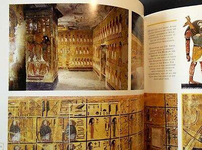 Thebes Karnak Luxor Egypt Valley of Kings Tombs Pharaohs Treasures Ramsses Seti 9