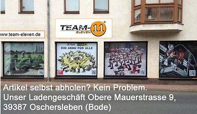 Schleifpapier Set Schleifblätter Dreieckschleifer DURO WORKZONE TOPCRAFT