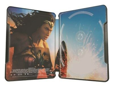 Wonder Woman 3D (4000 ONLY HMV Exclusive Limited Ed Blu-ray Steelbook) [UK 3