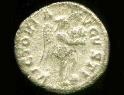 Silver Roman Denari (Coin) Emperor Severus Alexander Goddess Victory Nike AD231 3 • CAD $163.79