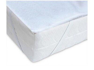 ÖKO -TEX Frottee Kinder Matratzenschoner Matratzenauflage Unterbett Wasserdicht