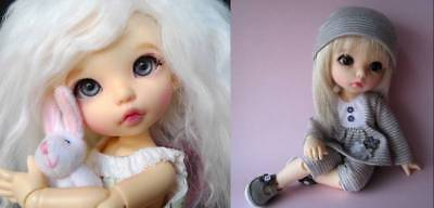 1//8 Bjd Doll SD Doll DZ Cute Pet 妞妞 Free Face Make UP+Free Eyes