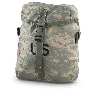 US Military MOLLE II RUCKSACK - COMPLETE: PACK + FRAME + BELT + STRAPS + POUCHES 6