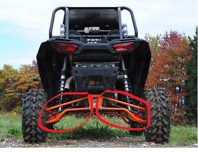 ATV, Side-by-Side & UTV Accessories 2014 17 Polaris RZR Razor 1000 upper straight Max Clearance  Radius Bar Kit BLUE