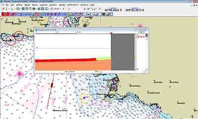 MaxSea Marine ECDIS Chartplotter Pack C-Map 2020 MegaCharts WordWide Inside