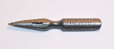 Fountain Pen Nibs Vintage Ink Dip Calligraphy  5 pcs