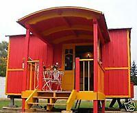 Schäferwagen, Zirkuswagen, Wohnwagen, Waldkindergarten, Gartenhaus, Ferienhaus 3