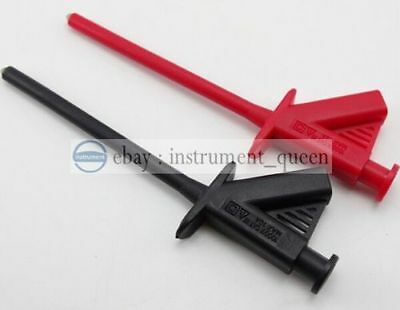 Test Clip of Spring Wire Grabbers//Pincer Test Probes,Use for fluke TL224 TL221