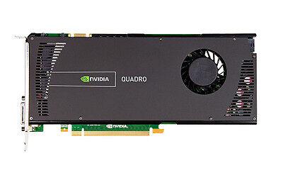 NVIDIA QUADRO 4000 2GB GDDR5 x16 High-End Video Card V2 Second- Gen