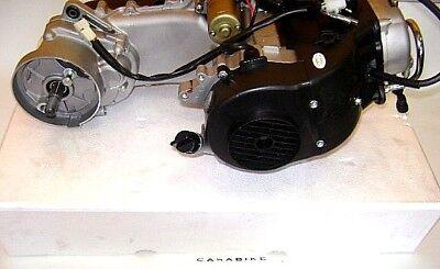 Motor komplett 10 Zoll QMB 50ccm 4Takt 139QMB ZNEN NOVA Roller Motroroller
