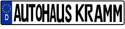 Wunschkennzeichen,Kennzeichen Nach Wahl 1:43 Deutschland,Niederlanden,Österreich 10