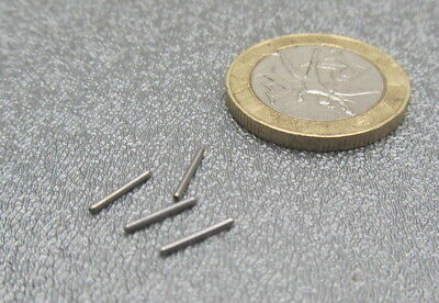"""420 Stainless Steel Coiled Spring Pin, 1/32"""" Dia x 1/4"""" Length, 50 pcs 10"""
