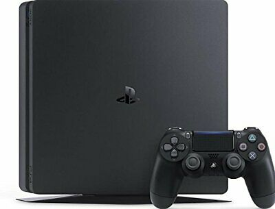 Sony Playstation 4 Ps4 Console 500Gb F Chassis Slim Hdr Nuovo Italia Black Nero 4