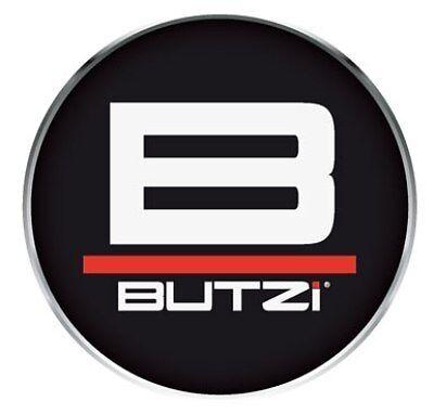 Butzi 12x1.50 Chrome Anti Theft Locking Wheel Bolt Nuts & 2 Keys to fit Rover 25 6