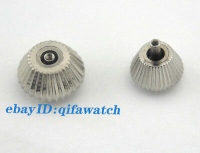 Watch Crown 316L Stainless Steel Fit Seagull ST36 Eta 6497/6498 Mechanical P217 3